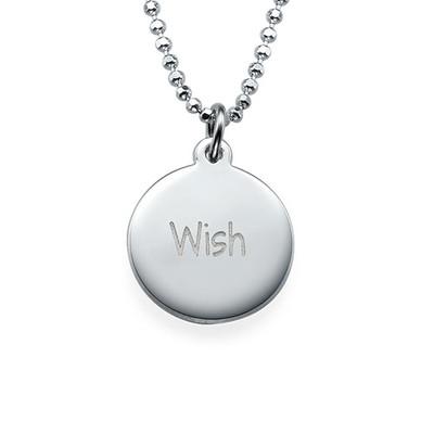 "Inspirational Jewellery - ""Wish"" Necklace"