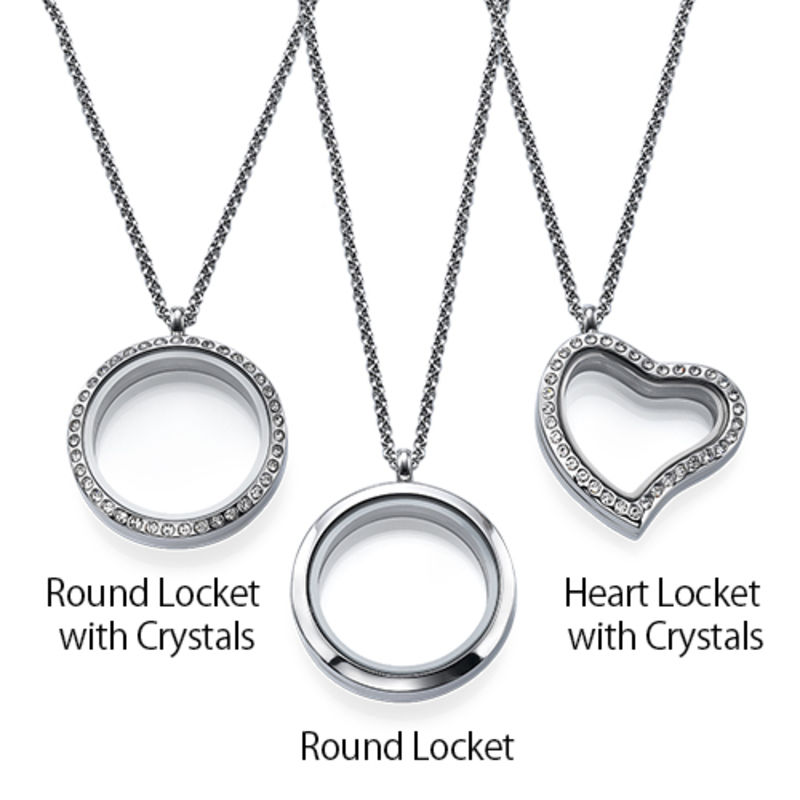 A Mothers Love Floating Locket - 5