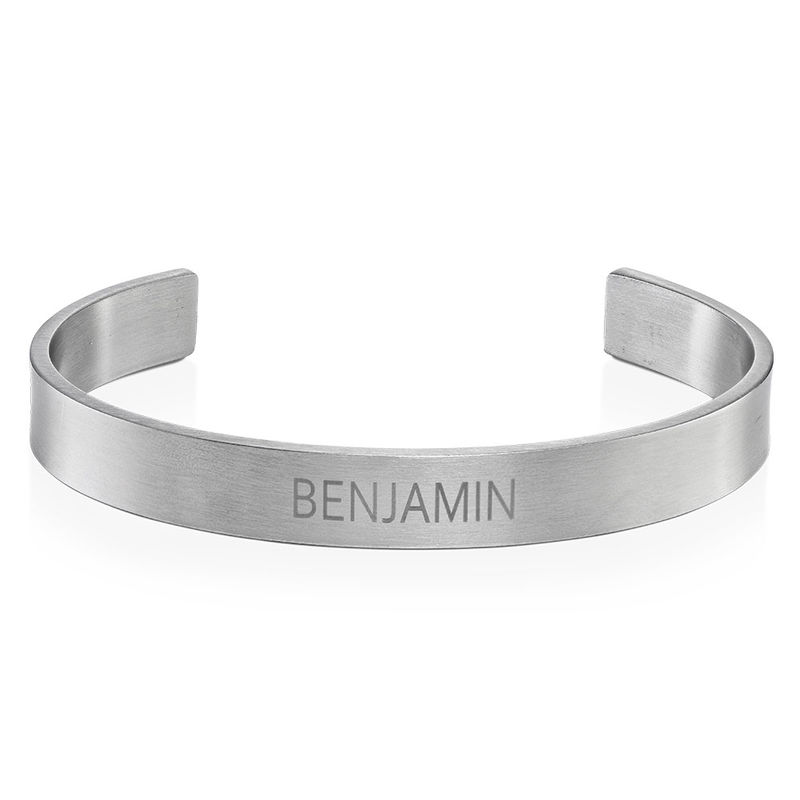 Stainless Steel Bangle for Men