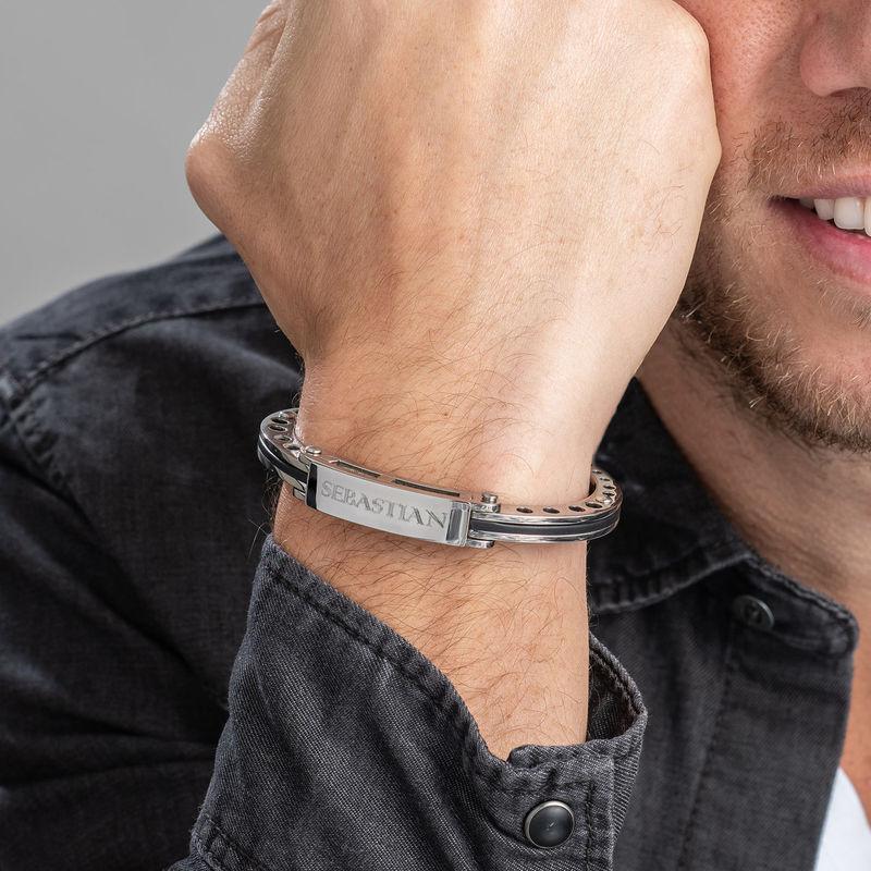 Engraved Men's Bracelet - 2