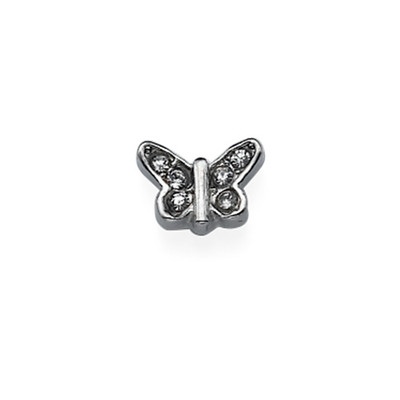 Butterfly Charm for Floating Locket