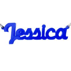 Stylish Colour Name Necklace product photo