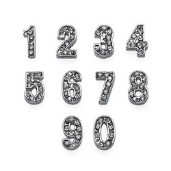 Number Charms product photo