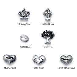 Charms for Floating Lockets product photo