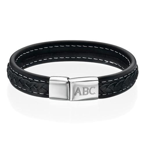 Men's Bracelet with Initials