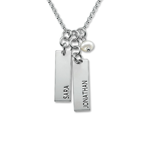 Personalised Jewellery with Kids Names