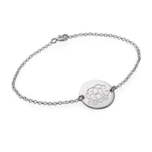 Personalised Monogram Bracelet