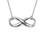 Sterling Silver Infinity Jewellery