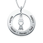 Thoughtful Gifts for Mum - Personalised Mum Necklace