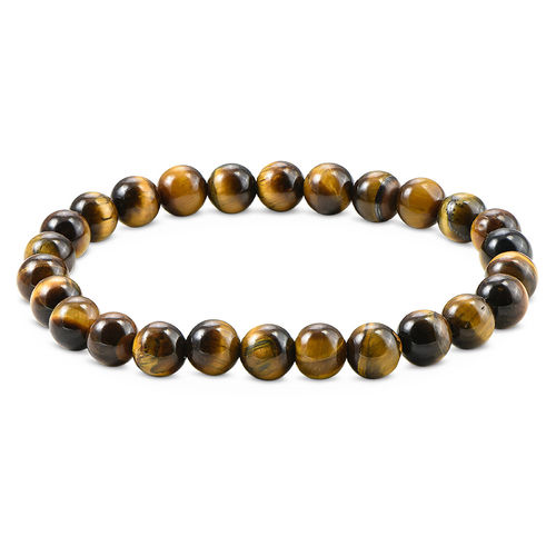 Tiger's Eye Men Bracelet