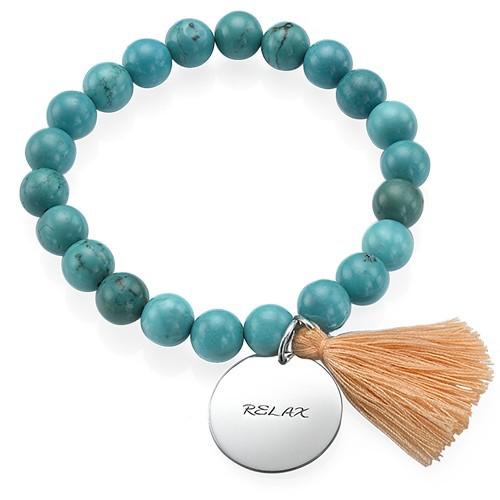 Tree of Life Yoga Bead Bracelet - 2
