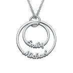 Two Disc Necklace - My Everlasting Love Collection