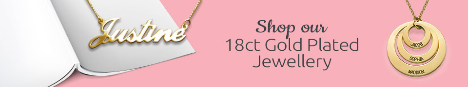 18ct Gold Plated  Jewellery