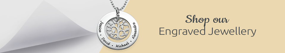 Engraved Jewellery