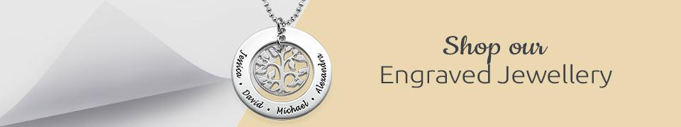 Engraved Jewellery