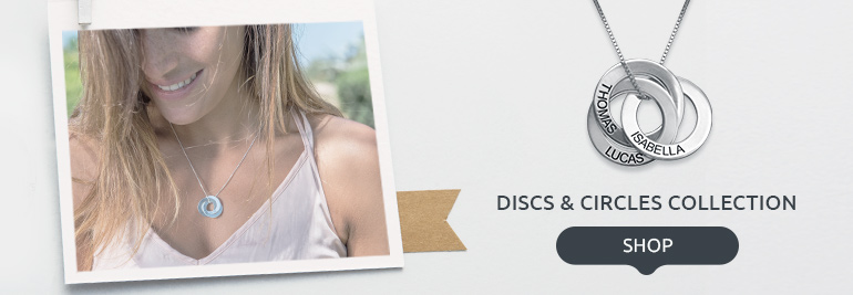 Discs & Circles Jewellery