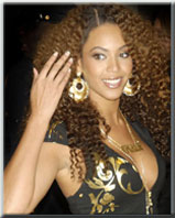 Beyonce Name Necklace