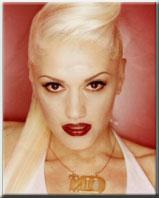 Gwen Stefanie Name Necklace