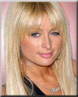 Paris Hilton Name Necklace