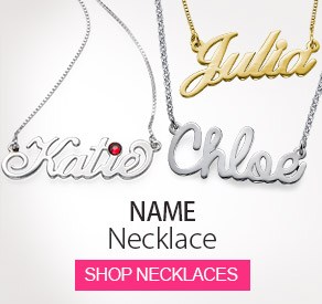 Name Necklace Category