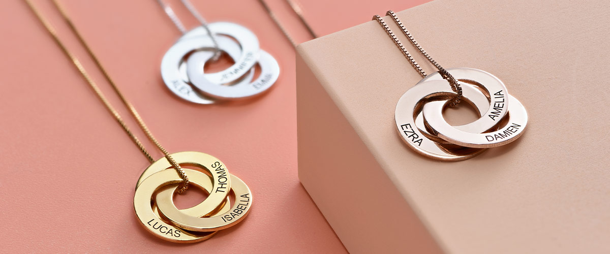 The Meaning of the Russian Ring Necklace