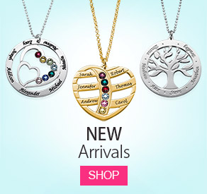 New Arrivals Category