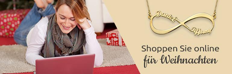 7 Gründe warum Sie Ihre Weihnachtsgeschenke Online kaufen sollten