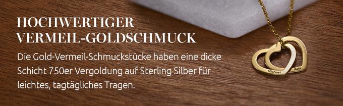 Rosé Gold Schmuck Kollektion