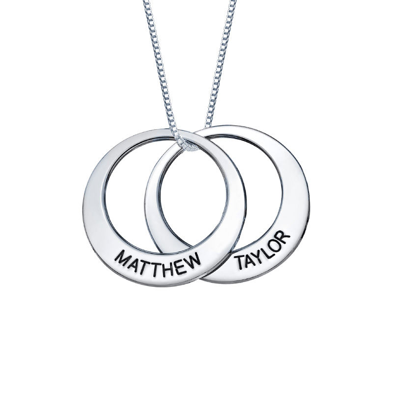 Mehrfach Ringkette für Mama - 2