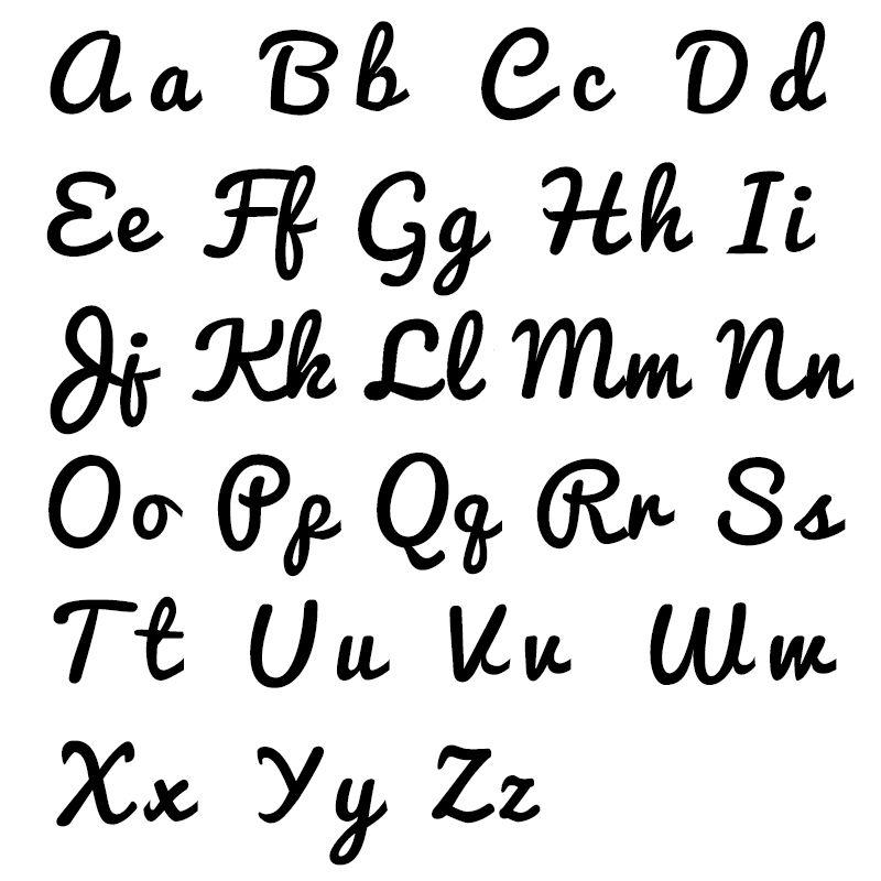 Namenskette in Schreibschrift aus Sterlingsilber - 4