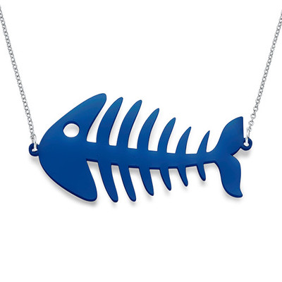 Fischgräten Kette - 1
