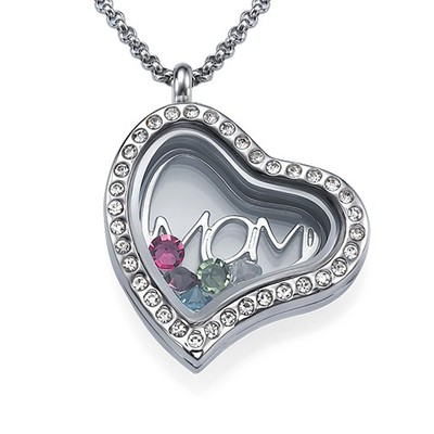 MOM Charm-Medaillon - 1