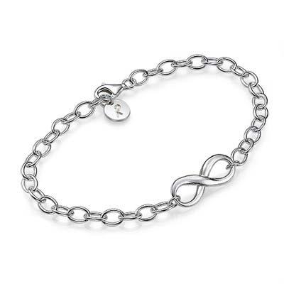 925er Silber Infinity - Unendlich Armband