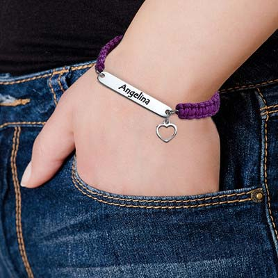 Gravierbares Armbandneed - 1