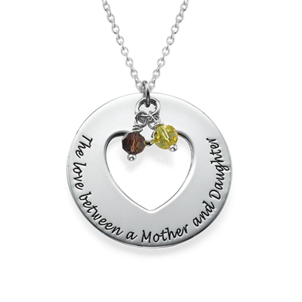 Liebe zwischen Mutter&Tochter Kettenset - 1