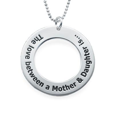 3 Generationen Kette - Mutter-Tochter-Schmuck - 1