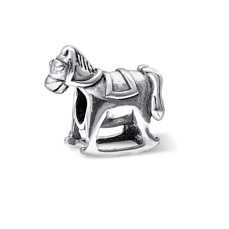 Pferde Charm-Perle
