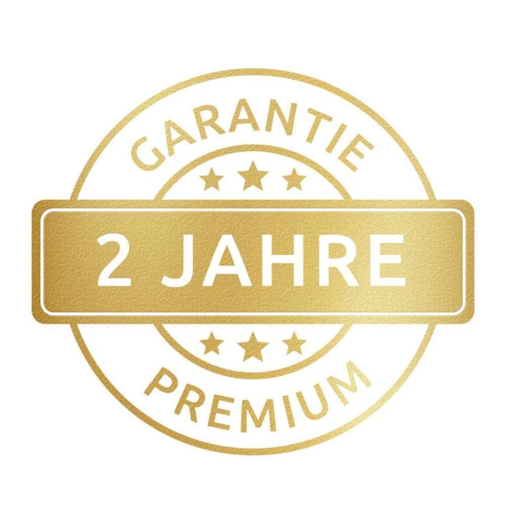 Premium-Garantie - 2 Jahre für Produkte  aus Gold / mit Diamant