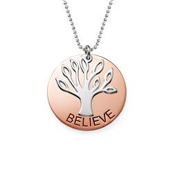 Inspirierende Familienstammbaumkette product photo
