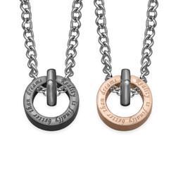 Kreisrunder Sie&Er-Halskette product photo