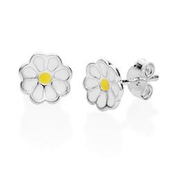 Blumen Ohrringe für Kinder product photo