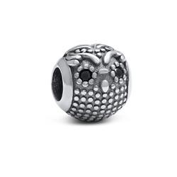 Eulen Charm-Perle Produktfoto