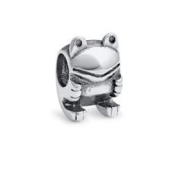 Frosch Charm-Perle Produktfoto