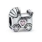 Kinderwagen Charm-Perle
