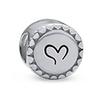 MeineNamenskette Charm-Perle