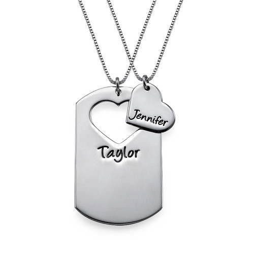 Dog Name Necklace