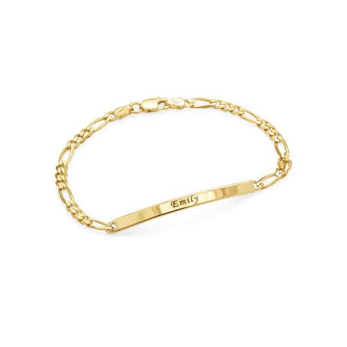 Partnerarmbänder für Männer und Frauen mit Vergoldung - 1