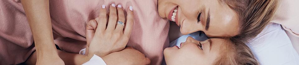Halsketten Ringe und Armbander für  Mutter