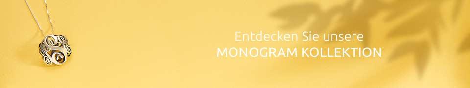 MONOGRAMM SCHMUCK
