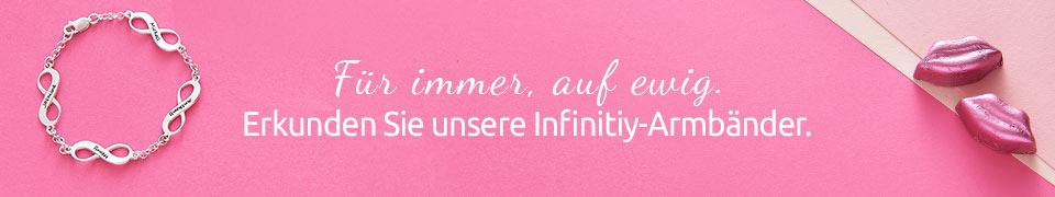 Infinity-Armbänder